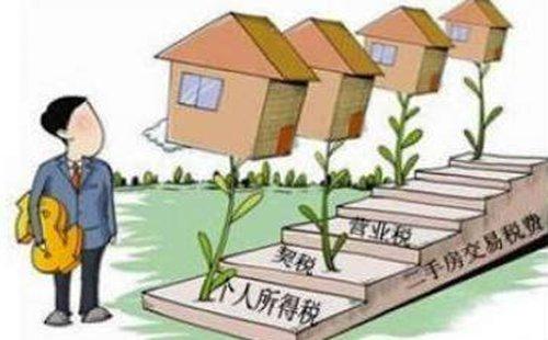 2018重庆市二手房交易税费有哪些0