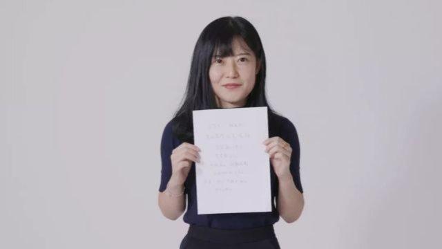 34岁未婚美女在上海相亲角做了个行为艺术 她把这一切记录下来