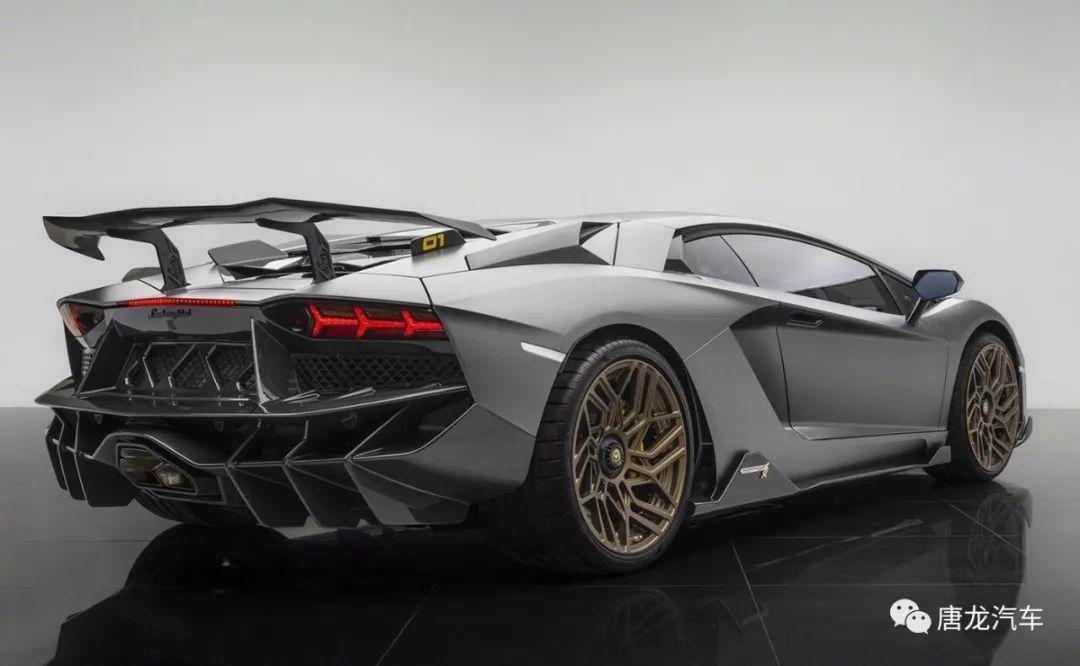 【帅气倍增】Onyx Concept打造Lamborghini Aventador全新改装车型