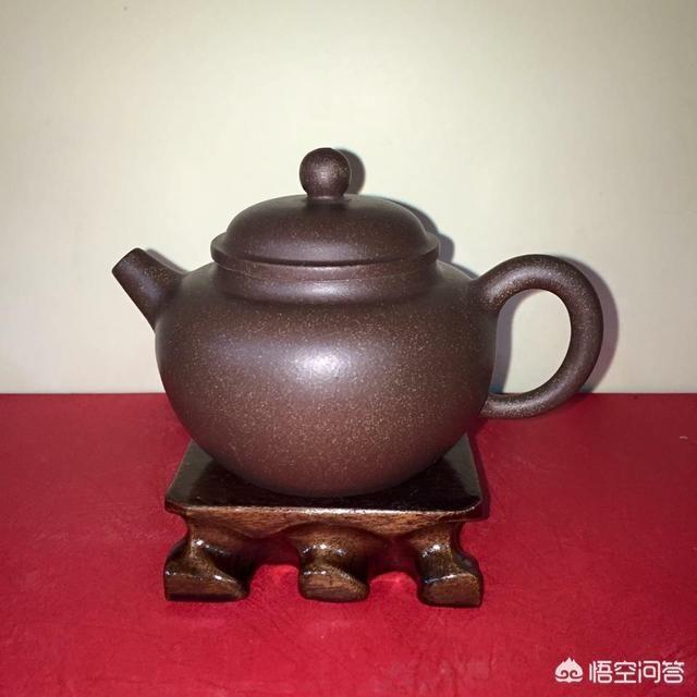 紫泥紫砂壶可以泡浓香型铁观音吗?