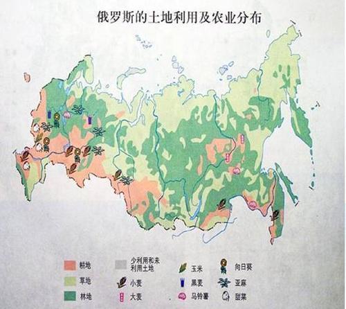 其中森林和水力资源:森林覆盖面积8. 67亿公顷,占国土面积50.