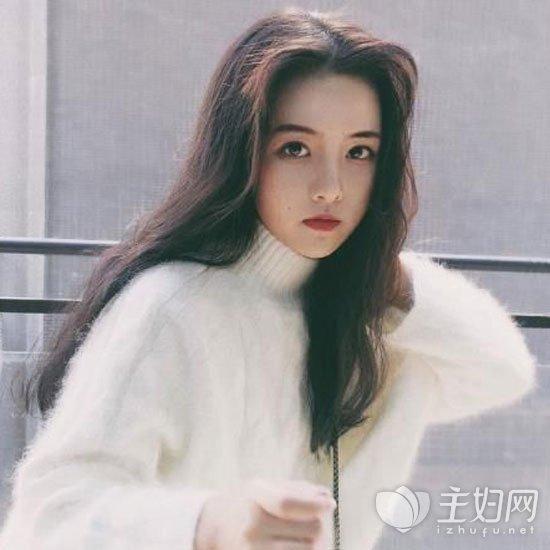 2018年女生流行发型图片 长发短发齐肩发随便选图片