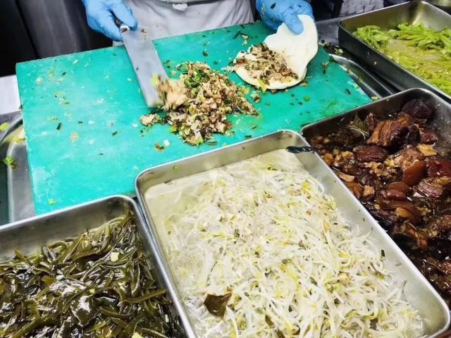 食堂人一周食谱做菜,别人家的员工酒店从来没橄榄油怎么曝光吃图片