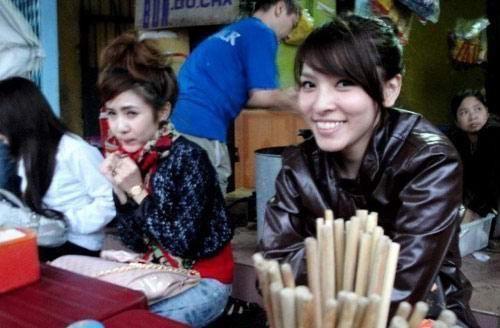还有很多长得漂亮的女孩会来到中国内地工作.