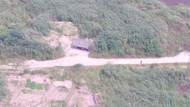 出动无人机找到荒野中的赌场,武汉警方抓住61名赌徒