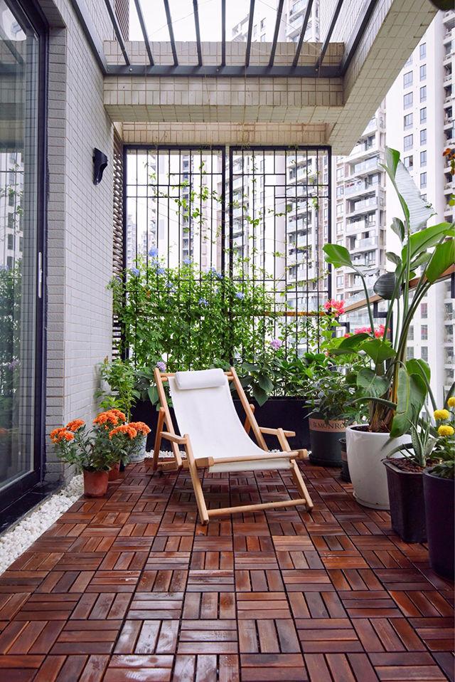 v情趣情趣,这样布置阳台,舒适有椅子!旗袍情趣款长图片