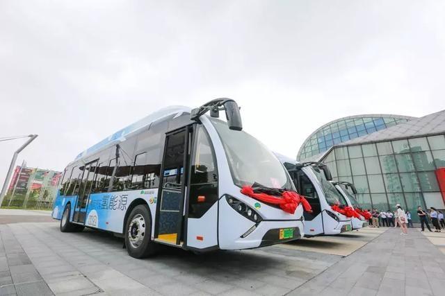 国内 正文  6月11日,如皋经济技术开发区在汽车文化馆举行氢燃料电池