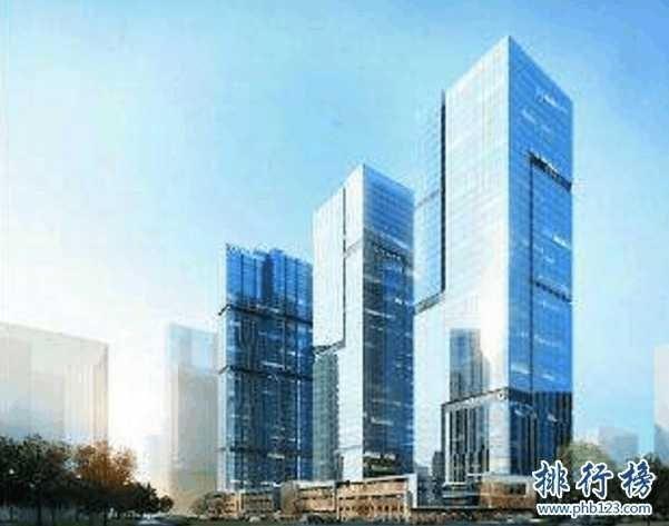 2018青岛十大高楼排名 青岛最高的大楼