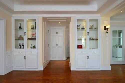 新房完工入住,定制橱柜就是比买的好,看看我家效果你就知道了-家居窝