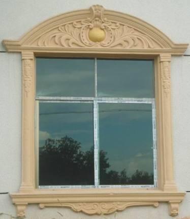 好看的別墅外窗設計效果圖,石材窗套樣式好多