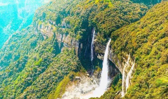 此地年降水高达2.6万毫米,比北京42年的总降水量还多!