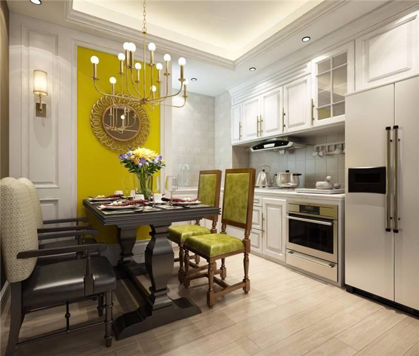 天津十佳室内设计师李二白:撞色搭配得好,家中攻设计业图片
