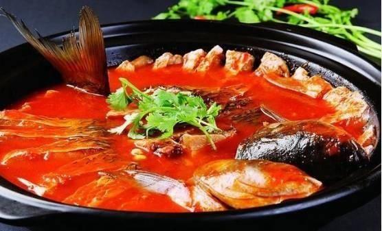 师傅退休前教我的贵州乌江鱼火锅,现在已经在