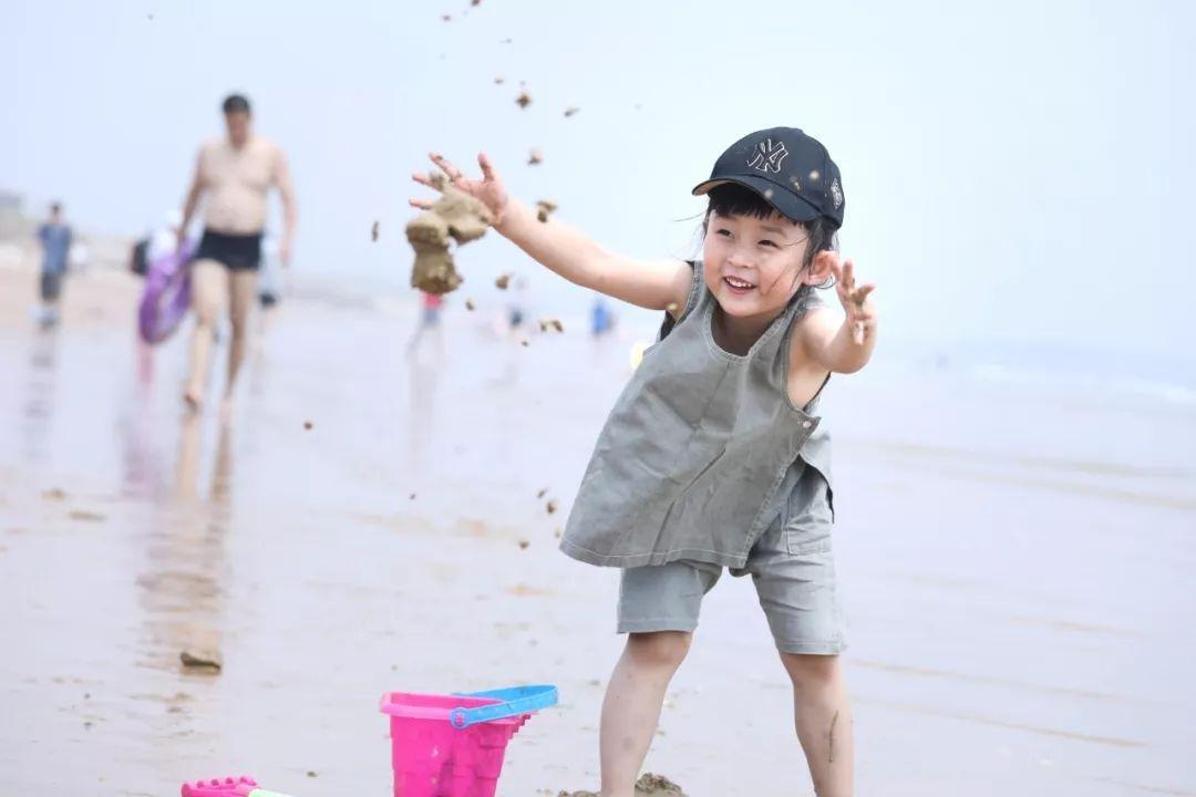 七月的广州拒绝下饺子,萌娃、比基尼有更加选美食猴青岛图片
