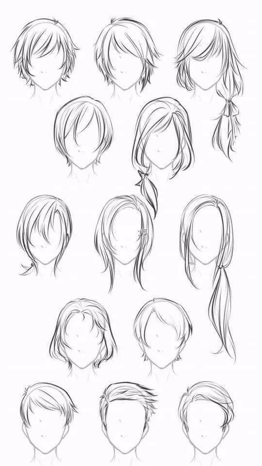 教你学会画人物速写