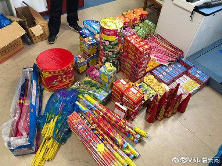 今年北京购烟花须实名制 城市副中心不设零售