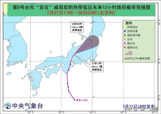 海洋不消停?又来一个新风暴埃里克,权威预报:或成7月第2个12级