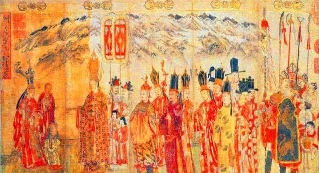 毫无存在感的王朝,建国300年无人问津,皇帝名字人人皆知