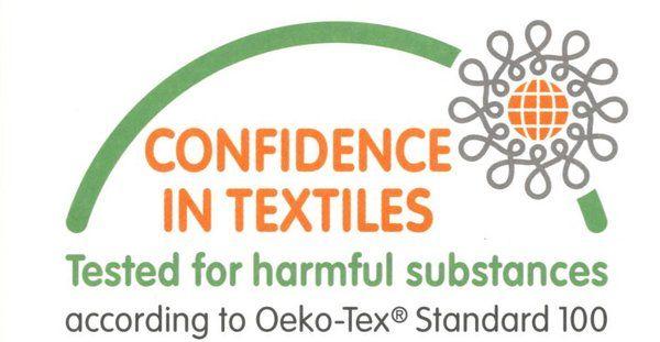 该认证标准由国际环保纺织协会制定,主要任务是确定纺织品的使用安全