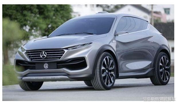汽车 正文  通过曝光图我们可以看到这款车子的造型,车身线条富有力量