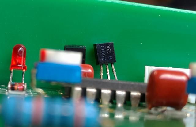 79l05,负极性电压输出的三端集成稳压器.