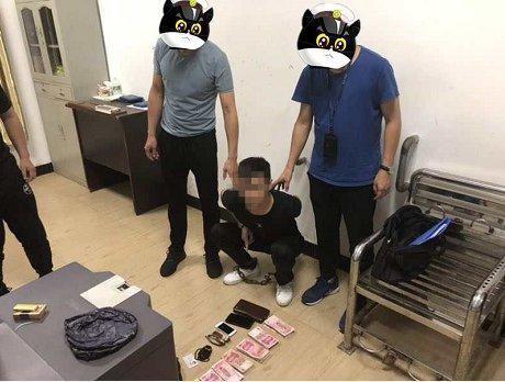 【热点】男子见钱眼开盗窃朋友买房款广东河源警方5小时破案
