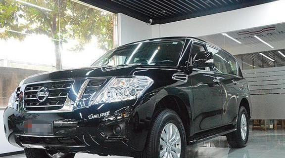 杭州平行进口途乐,日产SUV主力车型实拍图,动力是亮点!