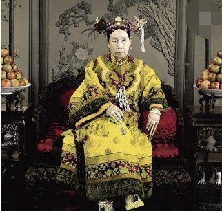 慈禧最中意的儿媳,15岁当皇贵妃,独居30年,46岁香消玉殒