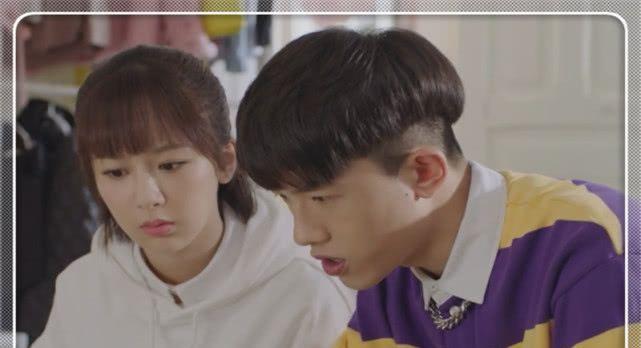 亲爱的热爱的:佟年邀请韩商言视频,看到他的造型,佟年害羞捂脸