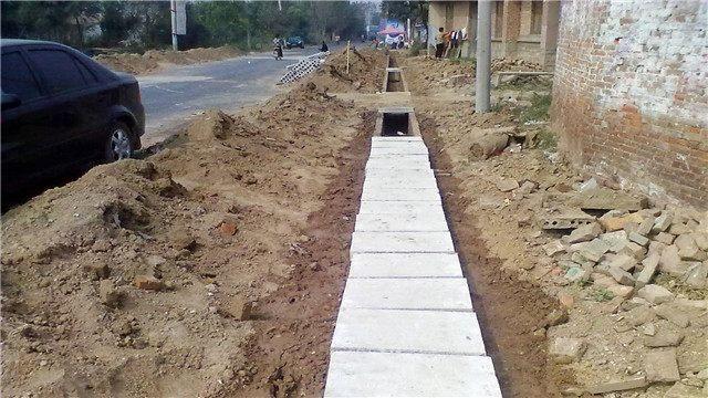 农村盖房子修厕所时,没有下水道该怎么办?看完又涨知识了