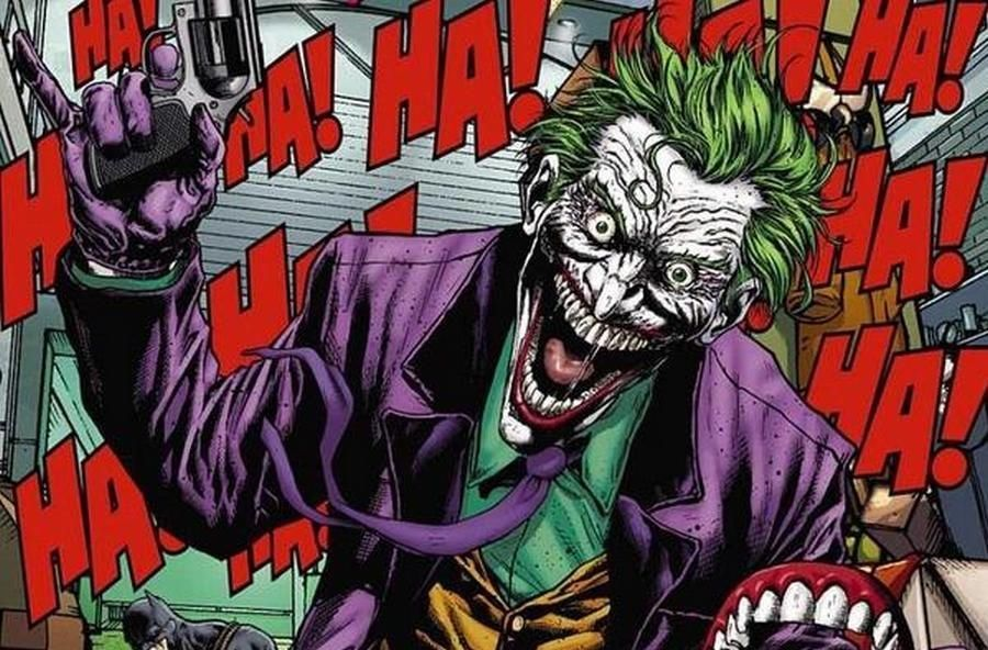 小丑实力不强,为什么会被称为dc世界中最恐慌最成功的图片