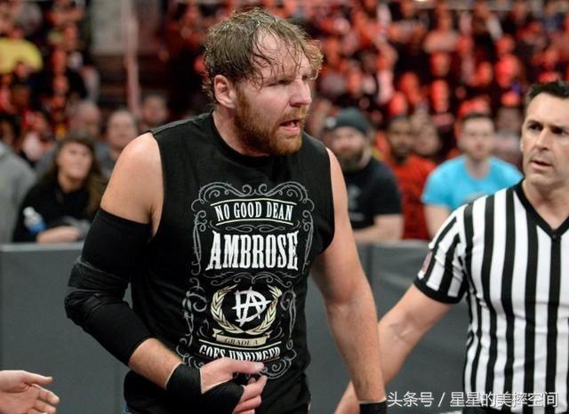 WWE最被埋没之人不玩了 圣盾成员迪恩因伤手术 最新情况如何