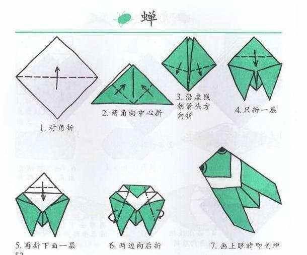 是不是早已经忘记折纸的步骤和要领,带你来重温一遍美美的手工折纸