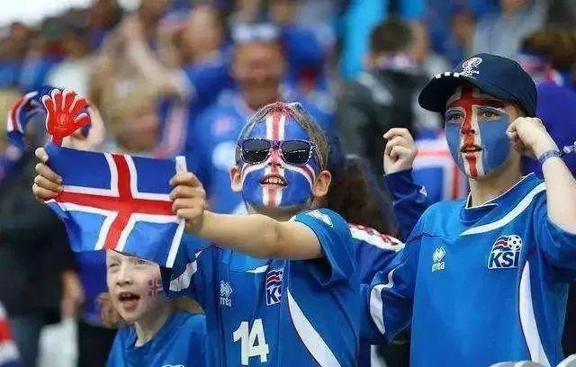 冰岛国足在世界杯正赛上能走多远,让我们一起祝福.
