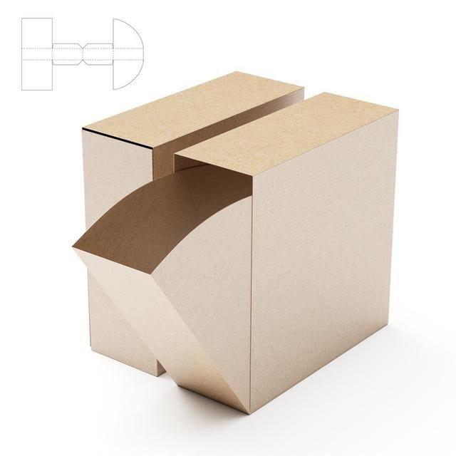 包装结构设计工程师喜欢的5款极具创意的包装纸盒结构