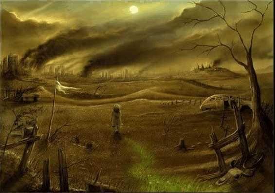 人类从地球上消失后, 地球多久能毁灭人类的踪迹 科学家给出答案