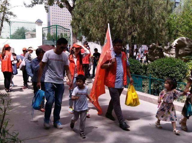 关爱星星孩子快乐活动营走进郑州动物园
