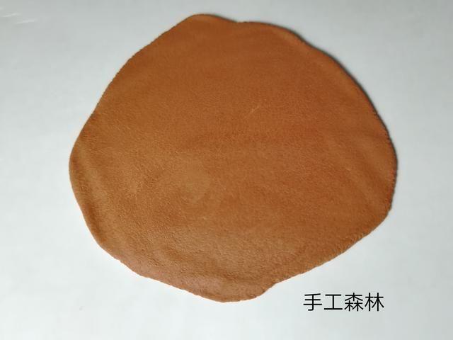 超轻粘土手工制作教程巧克力蛋黄面包