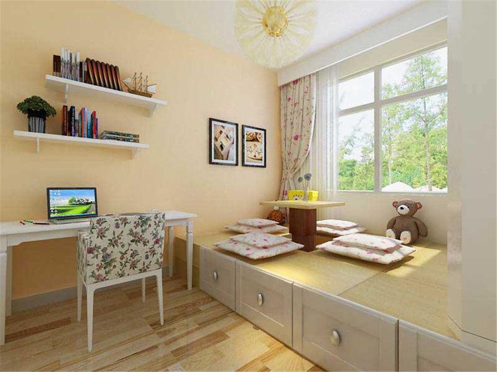 3万块钱装修的87平米的房子,现代简约风格简直太美了!