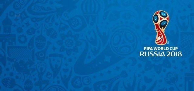 2018俄罗斯世界杯背景板