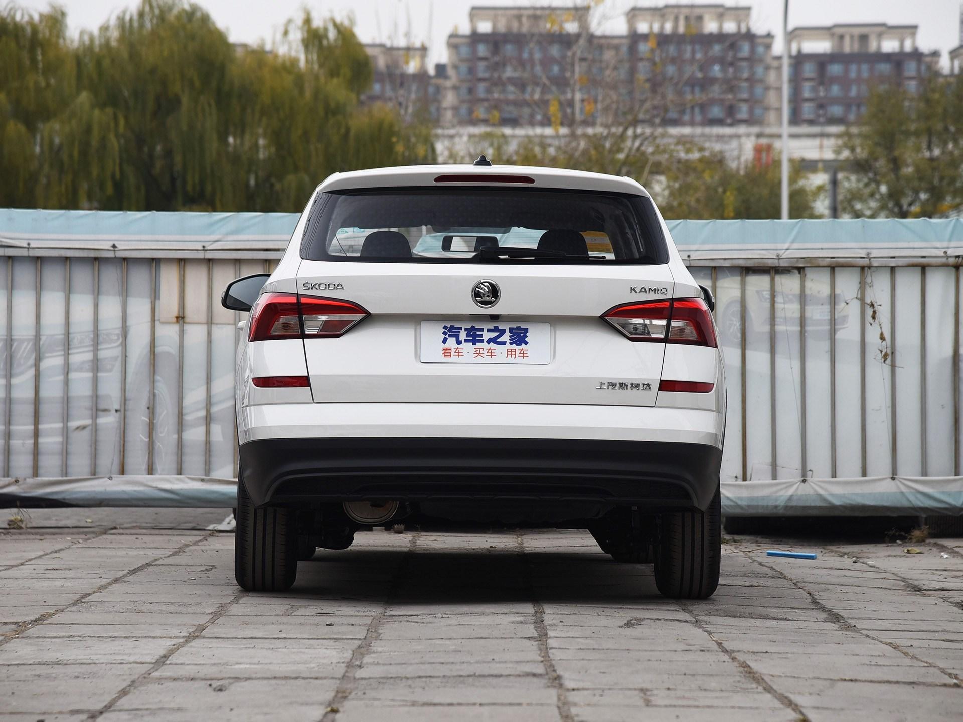 低调有内涵的小型SUV,斯柯达柯米克贷款更划算