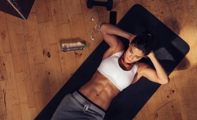 怎么做可以减掉肚腩?收好这6个动作