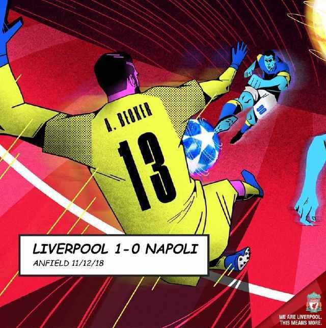 剑指马德里!利物浦官推用四张海报回顾本赛季