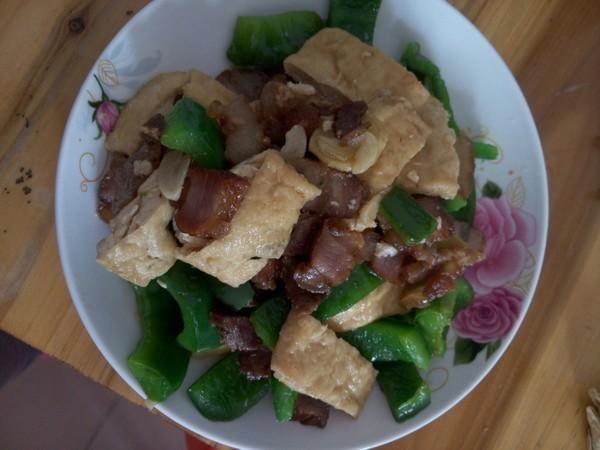 2斤青椒,加3张豆腐,我家一周吃3次,每次都吃光光