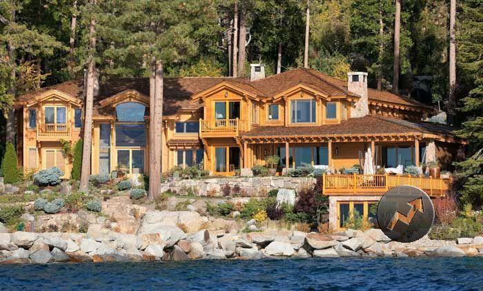 国际 正文  埃里森庄园ellisonestate这所房子位于美国加利福尼亚伍德