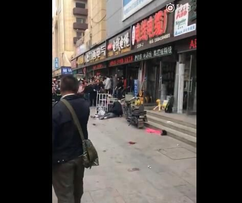 长春市临河街生产资料市场附近发生恶意伤害杀