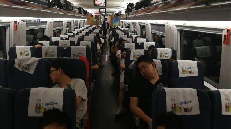 京沪高铁突发故障已排除,济南地区这些班次晚点