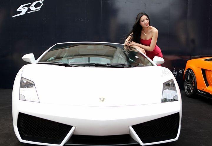 中国人国产的十大豪车,第六名跟最爱沾边,其美女上体图片