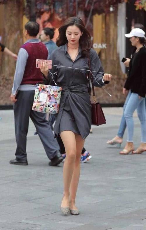 优雅的黑色针织裙清爽大方,打造女性婀娜多姿的曲线美插图