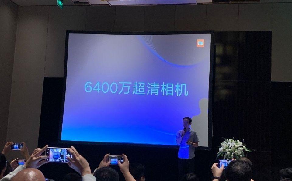 """<b>Redmi首发6400万像素,""""友商""""发力,雷军出牌1亿像素!</b>"""
